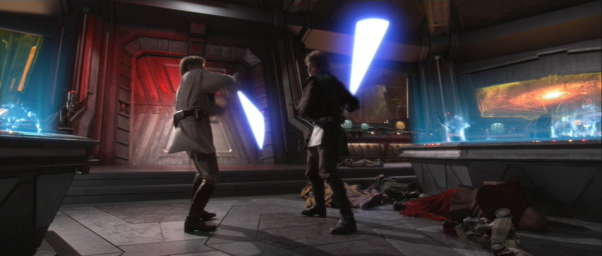 Image result for revenge of the sith duels