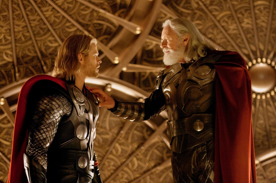 Cinema Viewfinder: Movie Review: Thor (2011)